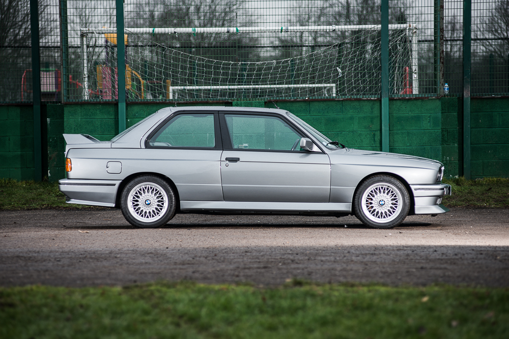 1988 Bmw E30 M3 Evo Ii To Go Under The Hammer On February