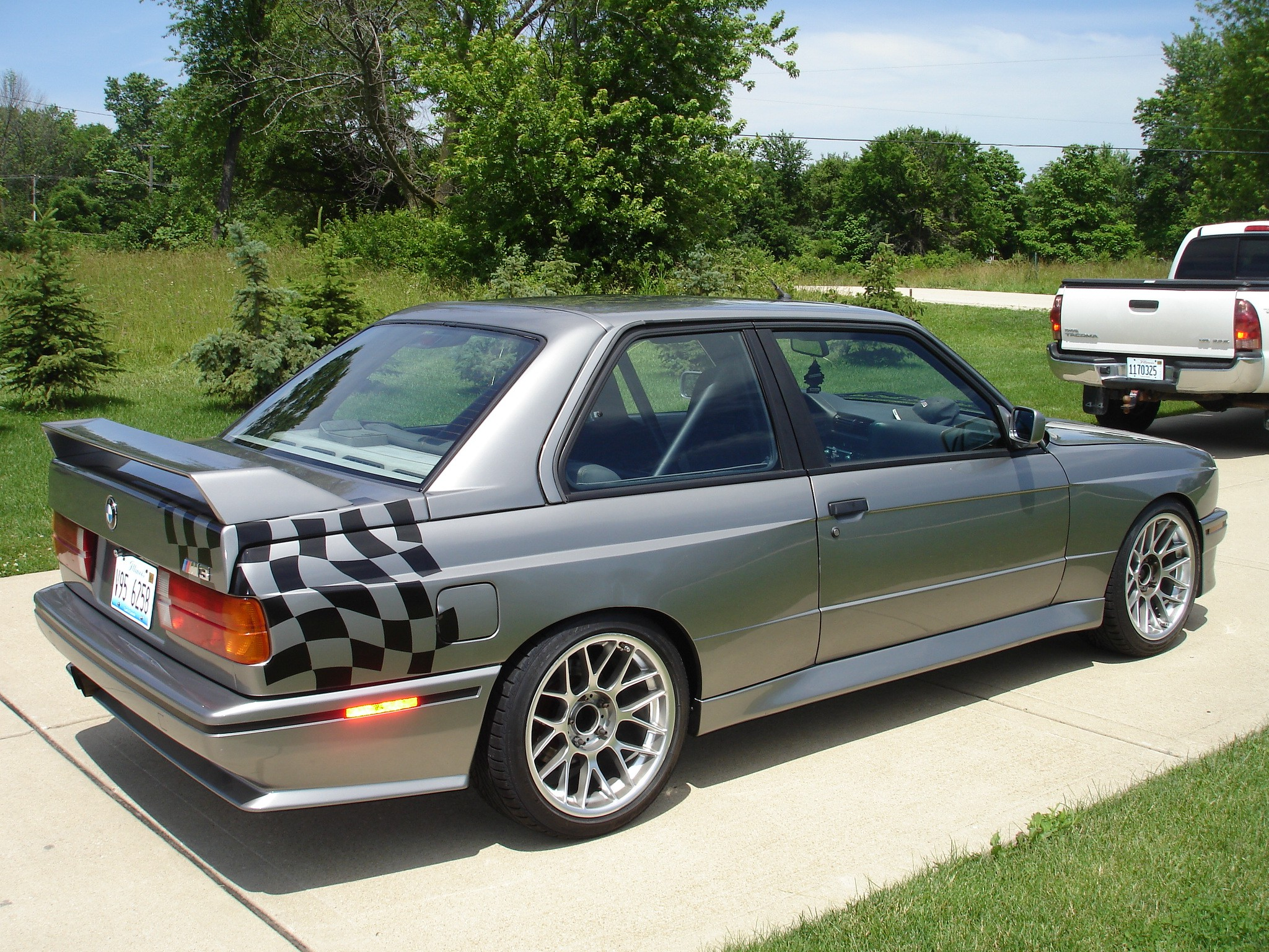 1988 BMW E30 M3 with inline 6cylinder S52 Engine Up for Grabs in