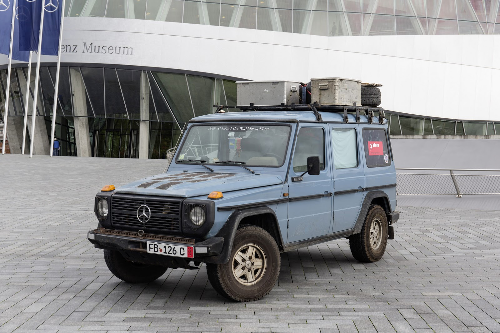1988 mercedes g wagon
