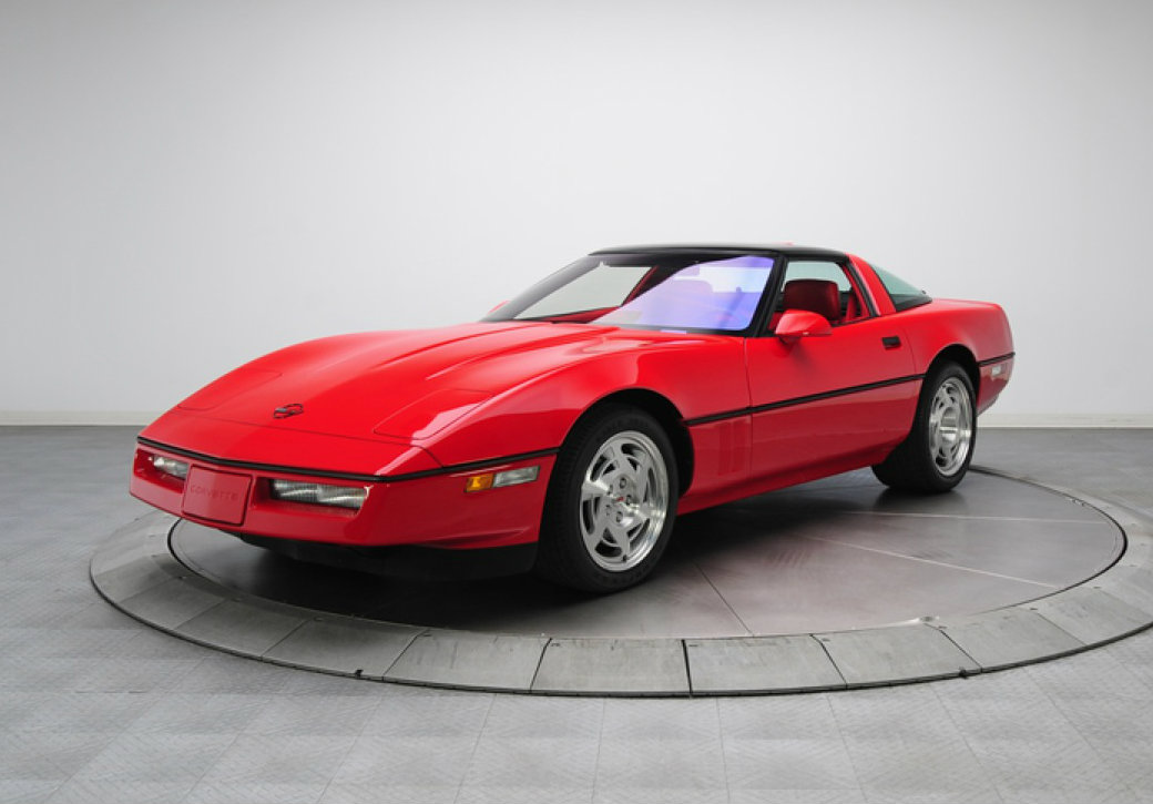 1990 Chevrolet Corvette Zr 1 Advertised For 47 900