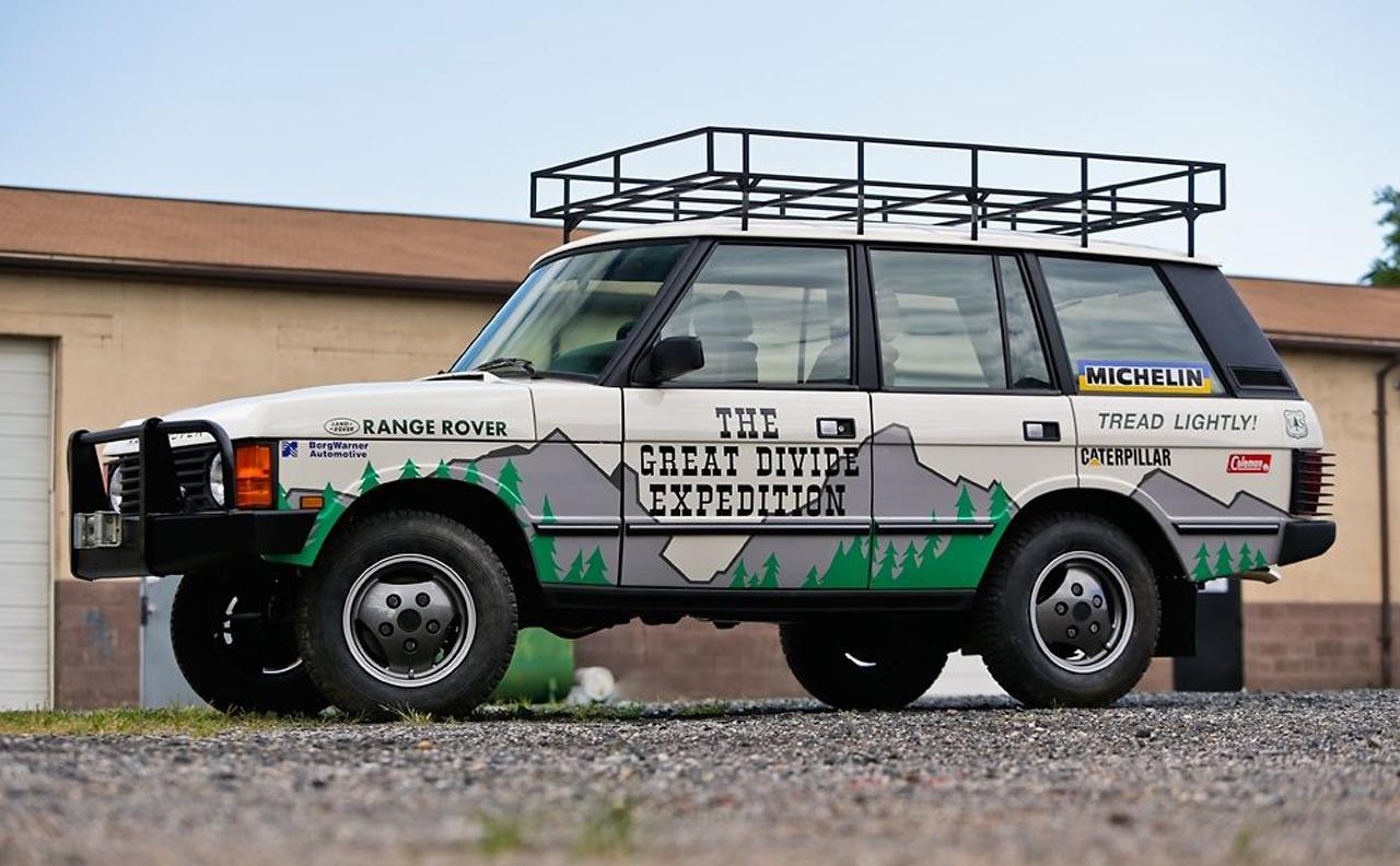land fire series rover sale landrover ebay engine