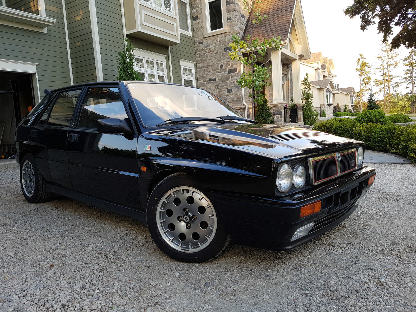 this 1991 lancia delta hf integrale 16v turbo can be imported into the u s autoevolution. Black Bedroom Furniture Sets. Home Design Ideas