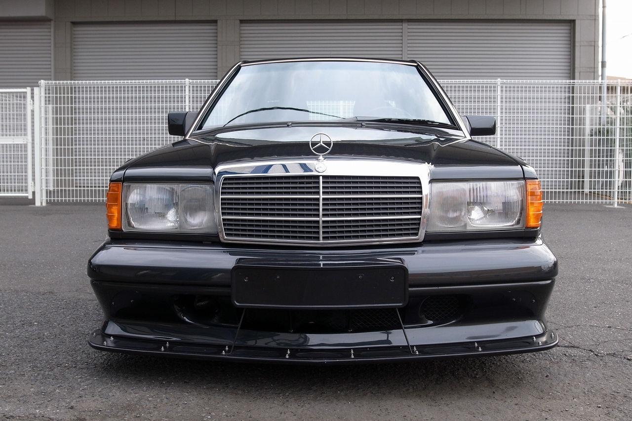 Rare 1991 mercedes benz 190 series 2 5 16v evolution ii up for 190 mercedes benz for sale
