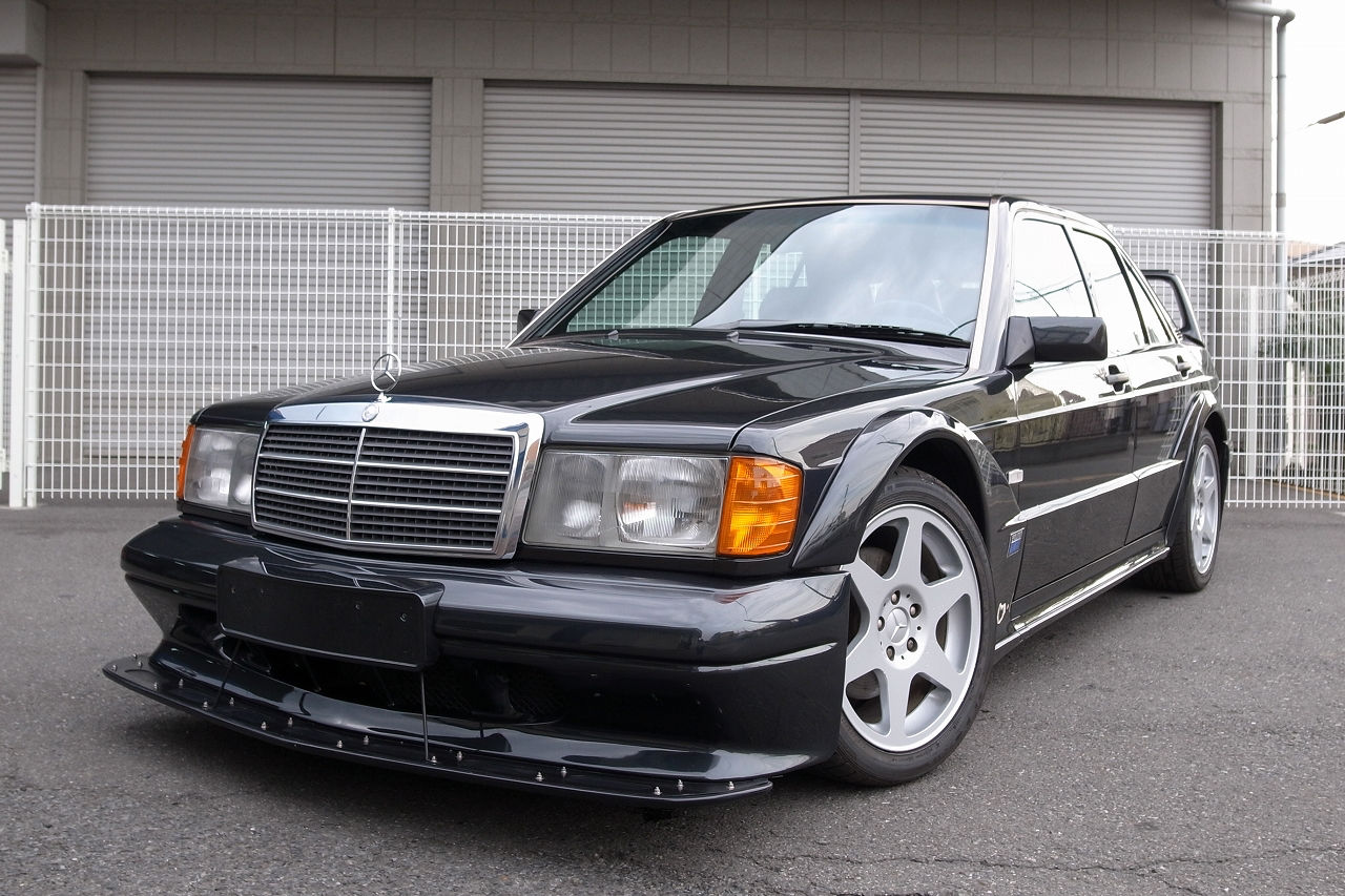 Rare 1991 Mercedes