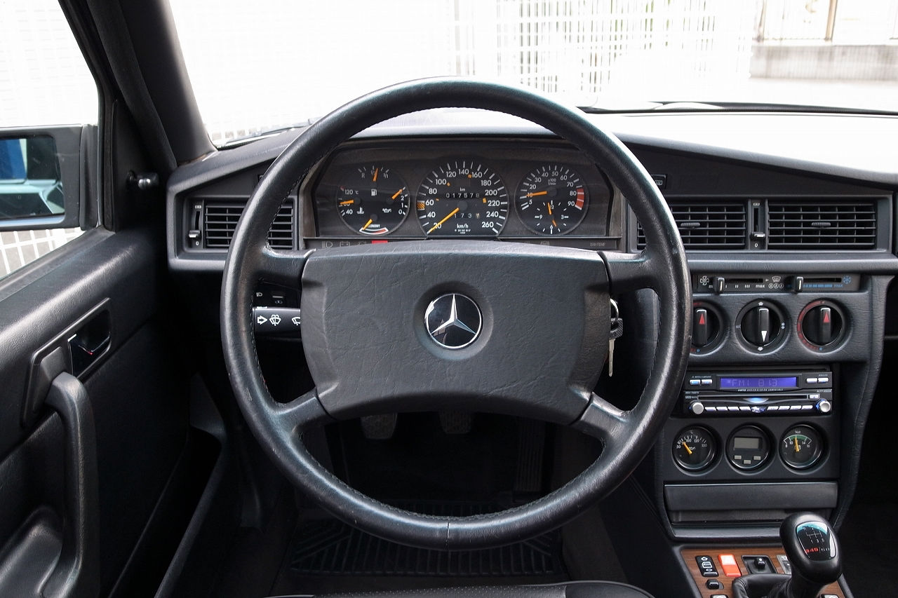 Rare 1991 Mercedes Benz 190 Series 2 5 16v Evolution Ii Up