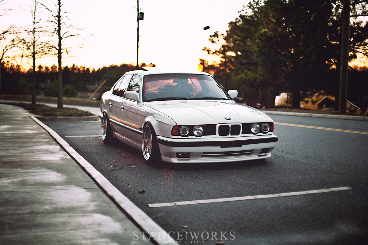 1992 BMW E34 525i White Goes With Everything - autoevolution
