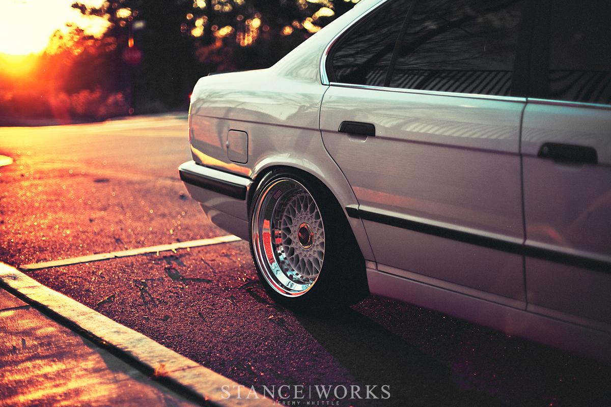 1992 BMW E34 525i White Goes With Everything - autoevolution