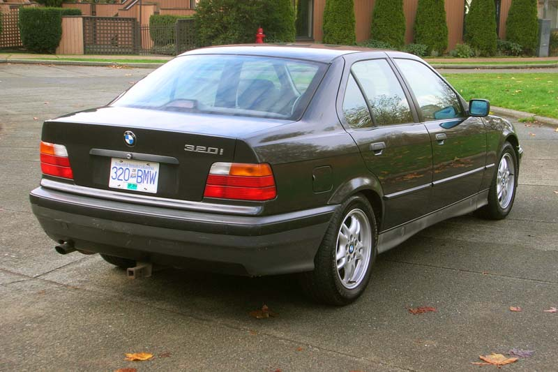 1993 Bmw 320i Extremely Long Term Review By Autos Ca