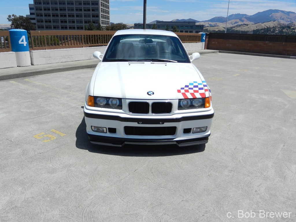 1995 BMW E36 M3 Lightweight Up for Grabs in California  autoevolution