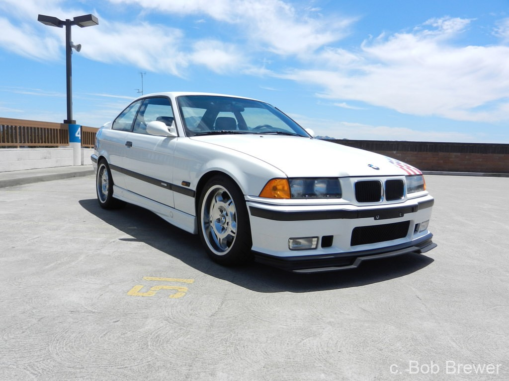 1995 bmw e36 m3 lightweight up for grabs in california autoevolution. Black Bedroom Furniture Sets. Home Design Ideas