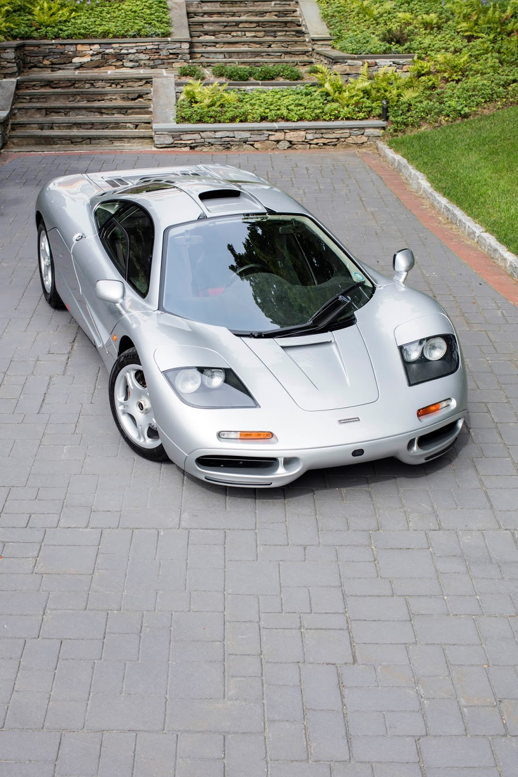 Update One Owner Mclaren F1 Is A U S Spec Blast From The