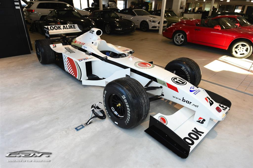 Bar Formula Racing Car Listed For Sale Engine Not Included