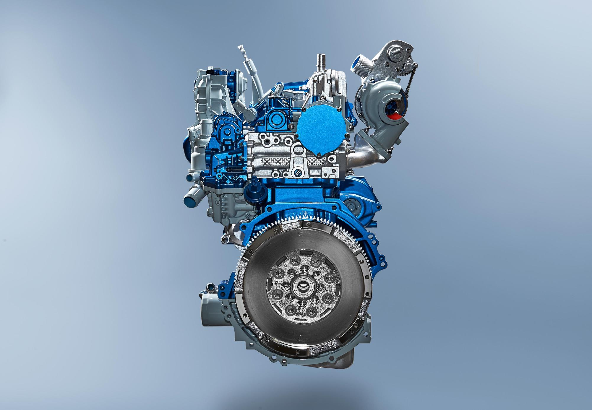 2 0 ford ecoblue engine described as being a  u201cdiesel game