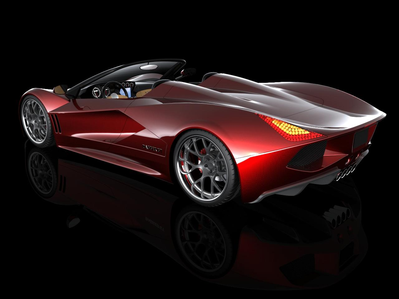 2 000 Bhp Dagger Gt Supercar Reaches 300 Mph Autoevolution