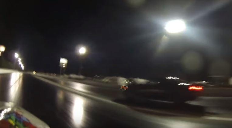 2 000 Hp Honda Civic Drops 7s 1 4 Mile Run Destroys Muscle Cars Autoevolution