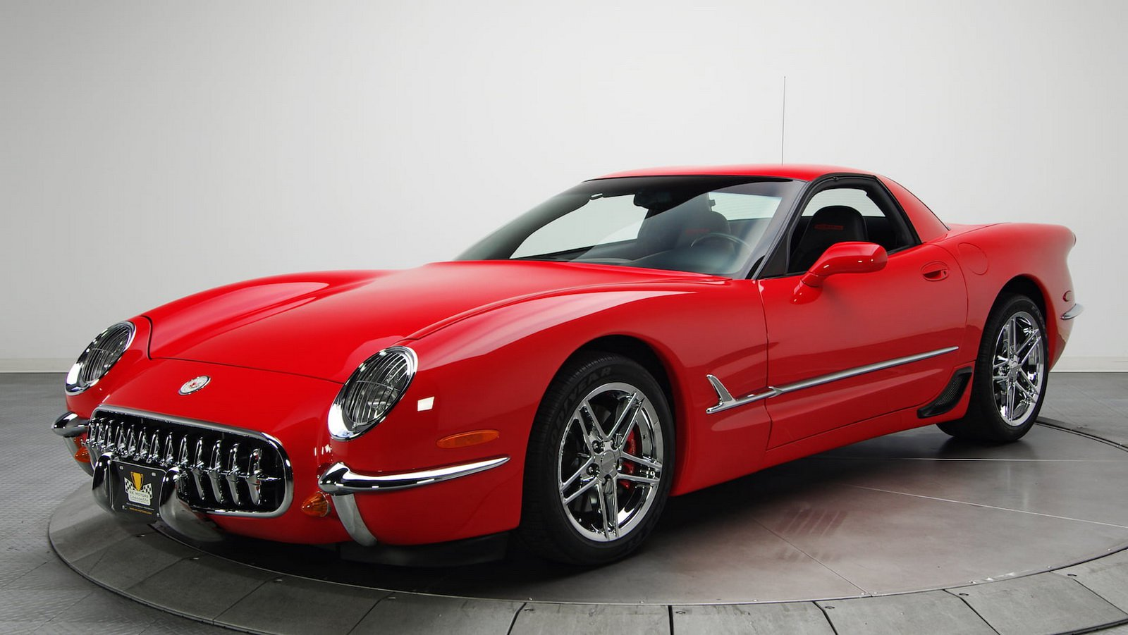 C5 Corvette Z06 1953 Commemorative Edition By AAT Heading To