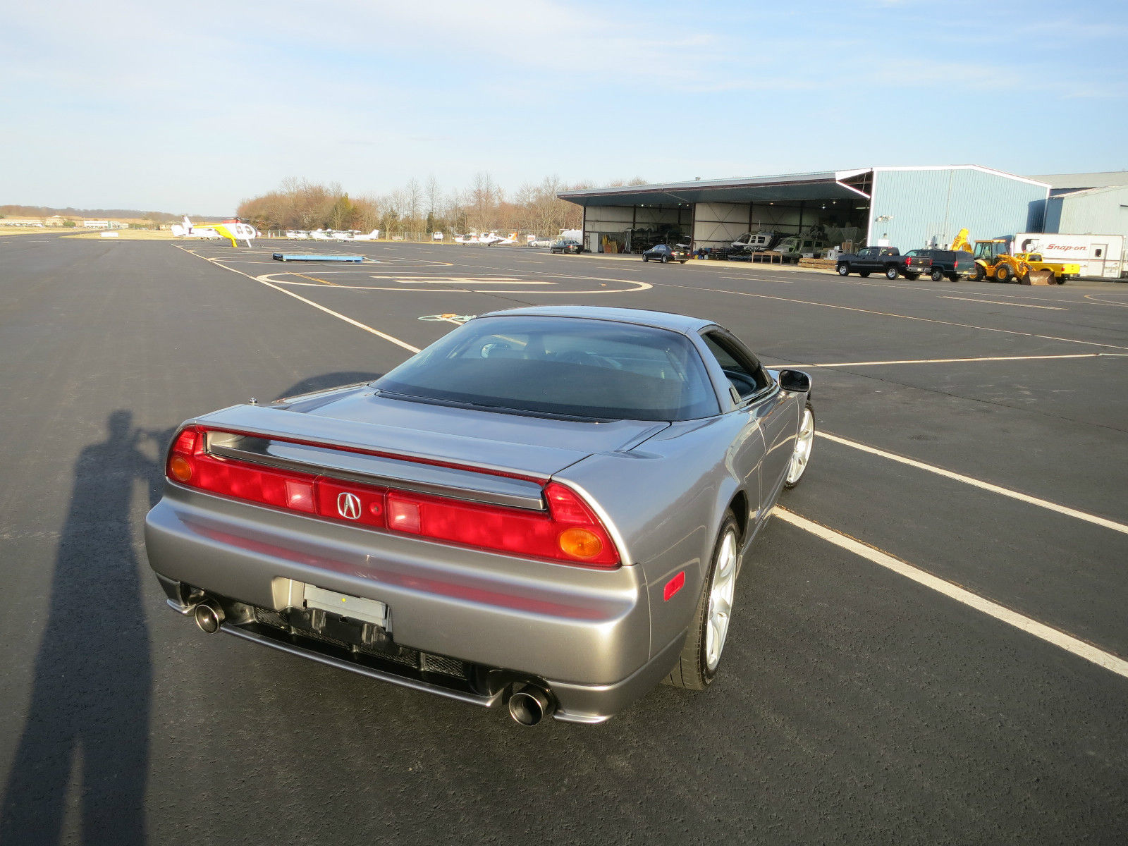 2002 Acura NSX Targa With Only 7,500 Miles for Sale on eBay ...