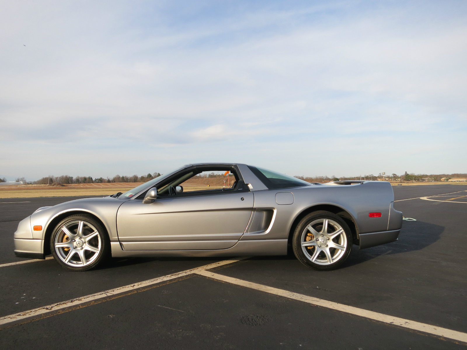 2002 Acura NSX Targa With Only 7,500 Miles for Sale on ...
