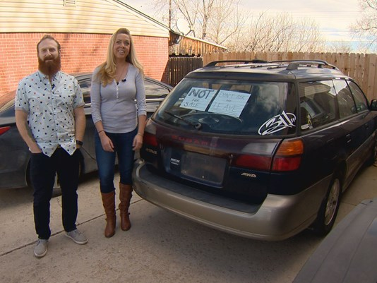 2002 Subaru Outback Is Wanted In Colorado Woman Sick Of Getting