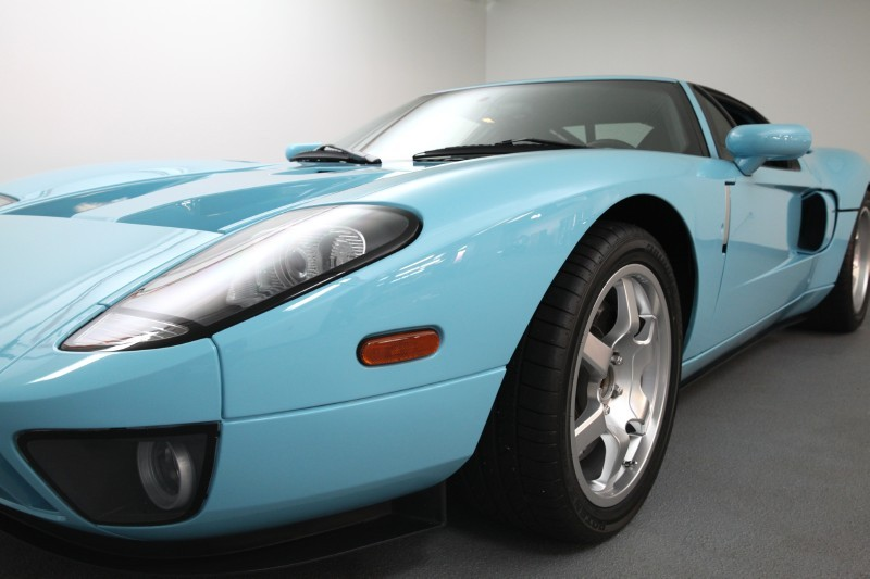 2005 ford gt prototype pb1 3 for sale at 399 988 autoevolution. Black Bedroom Furniture Sets. Home Design Ideas