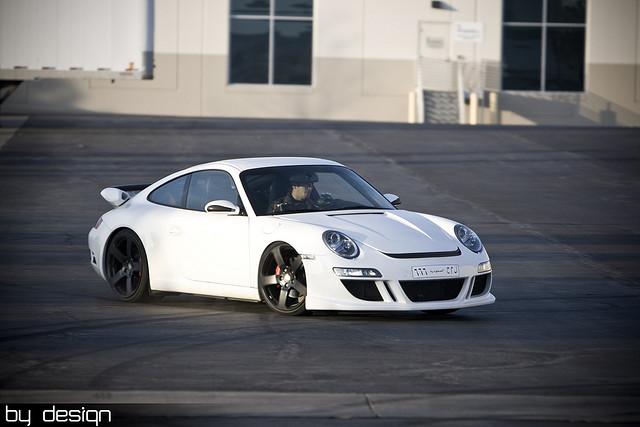 2006 Porsche 911 Carrera S Gets Custom Treatment