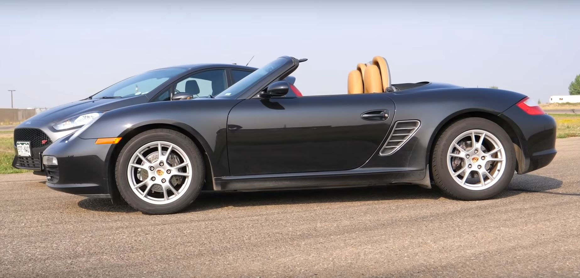 Porsche Working On Another Boxster Spyder Here S What It Will Look Like Autoevolution