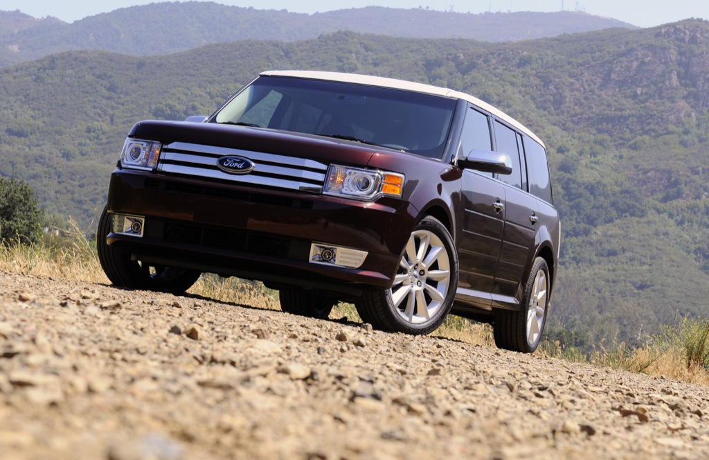 photo description and details 2009 ford flex from story 2009 ford flex