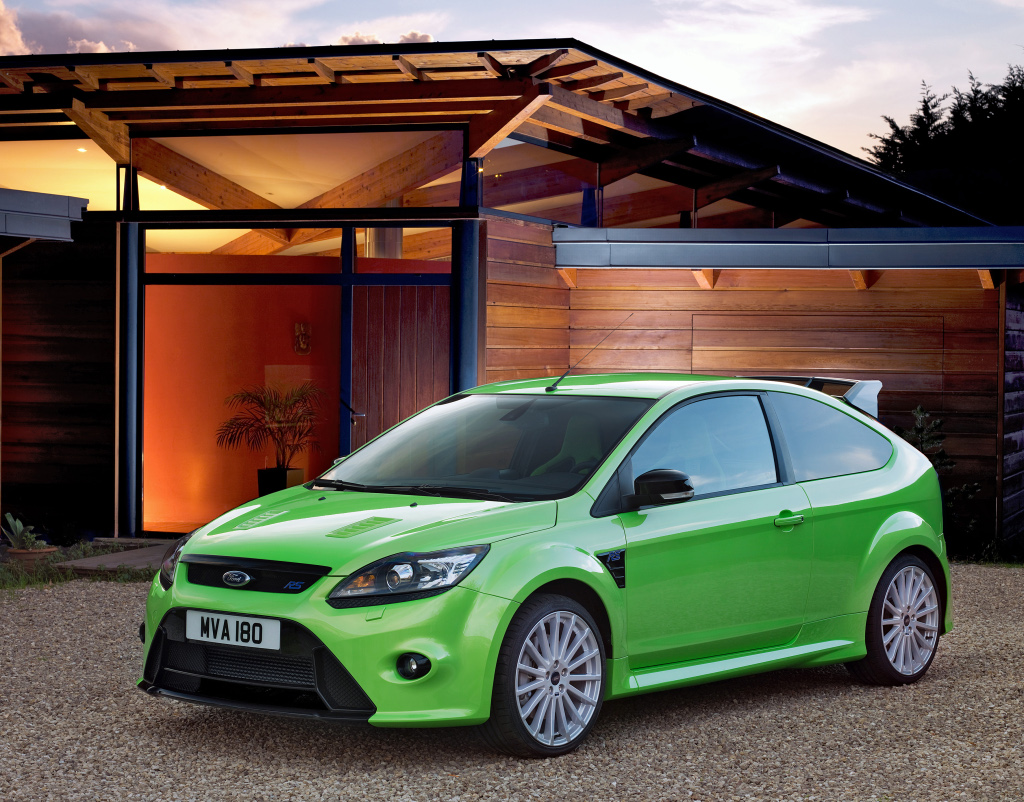 focus ford rs 2009 mk2 released specifications sport autoevolution newspaper