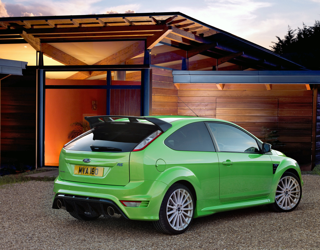 New Ford Focus >> 2009 Ford Focus RS Full Specifications Released - autoevolution