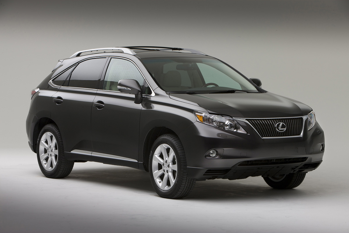 2009 Lexus RX Launched In Australia Autoevolution