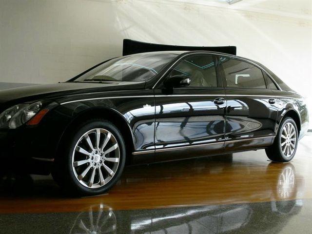 2009 Maybach Landaulet for Sale on EBay - autoevolution