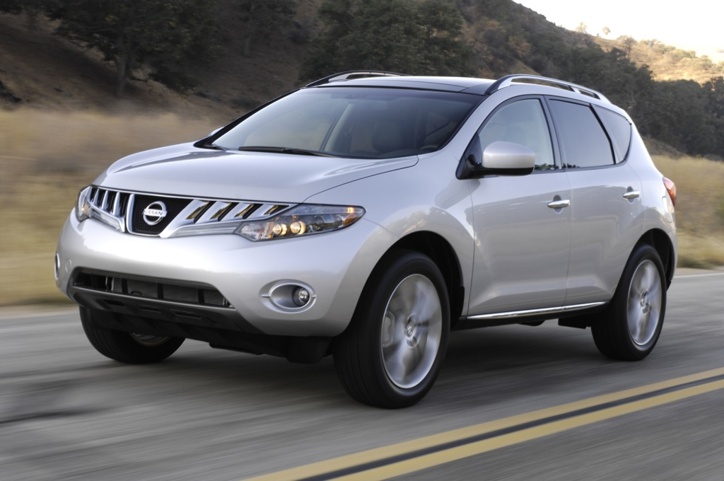 2009 nissan murano 360 value package launched autoevolution. Black Bedroom Furniture Sets. Home Design Ideas