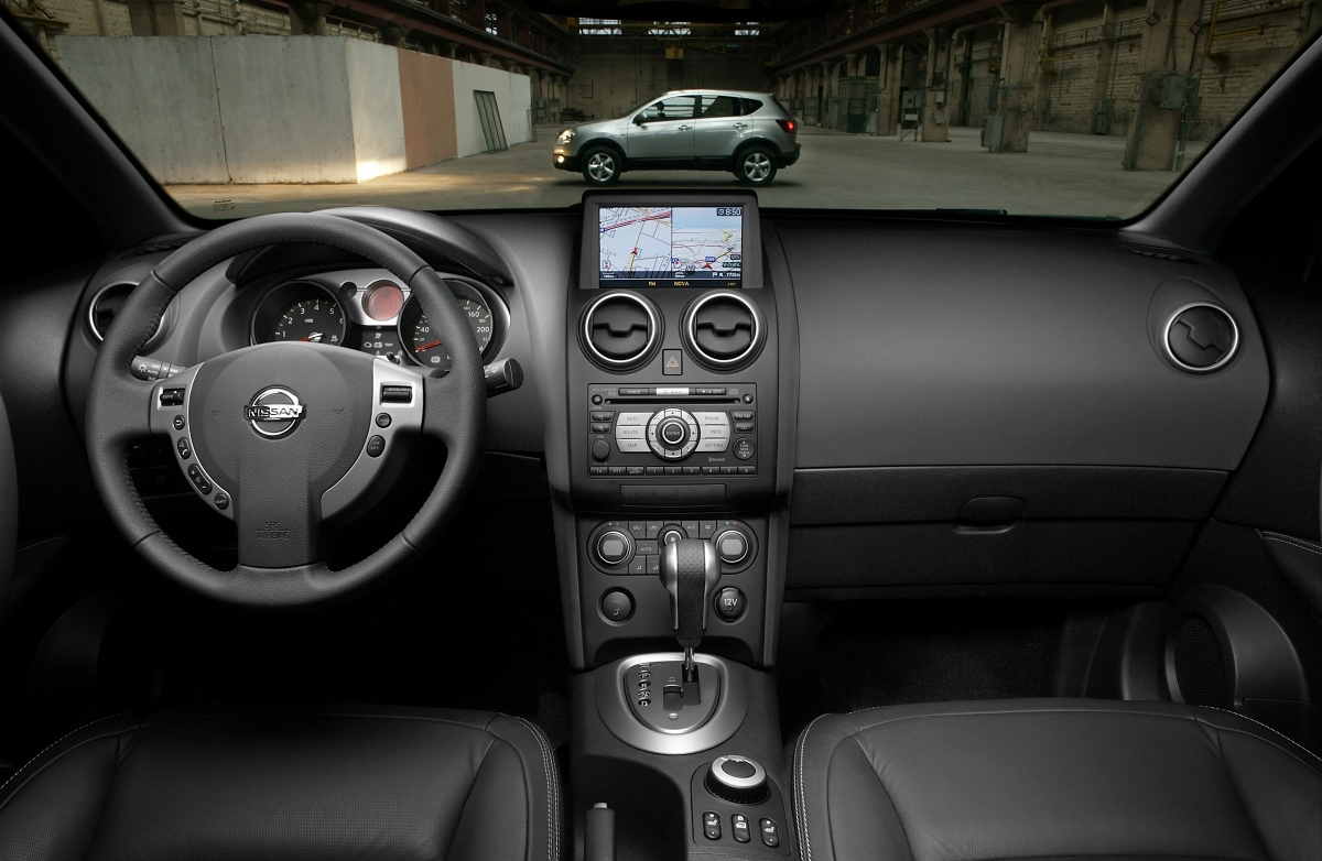 nissan qashqai 2 0 connect edition 4wd auto informatie. Black Bedroom Furniture Sets. Home Design Ideas