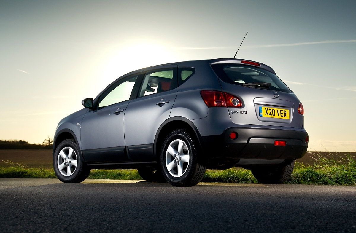 Nissan Qashqai Usa >> 2009 Nissan Qashqai n-tec Announced for the UK - autoevolution