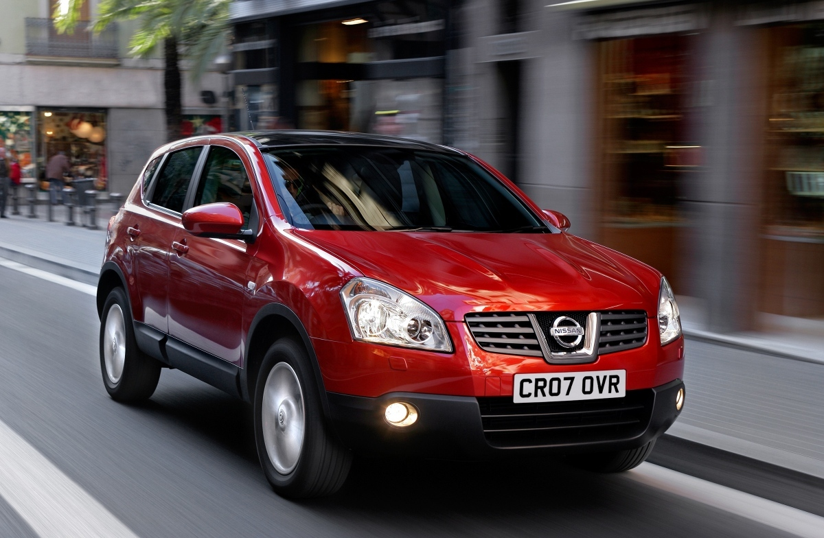 2009 Nissan Qashqai N Tec Announced For The Uk Autoevolution
