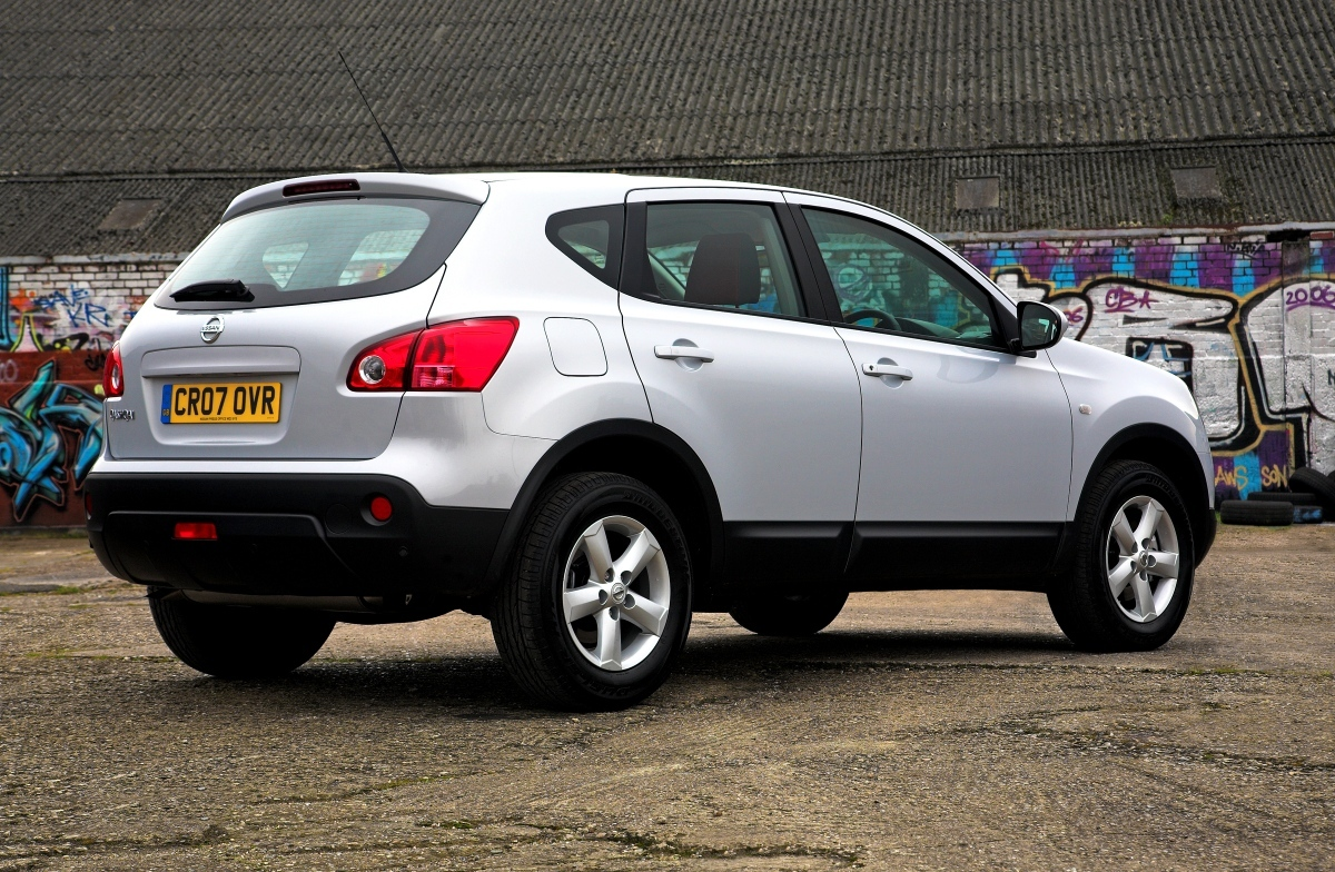2009 nissan qashqai n tec announced for the uk autoevolution. Black Bedroom Furniture Sets. Home Design Ideas