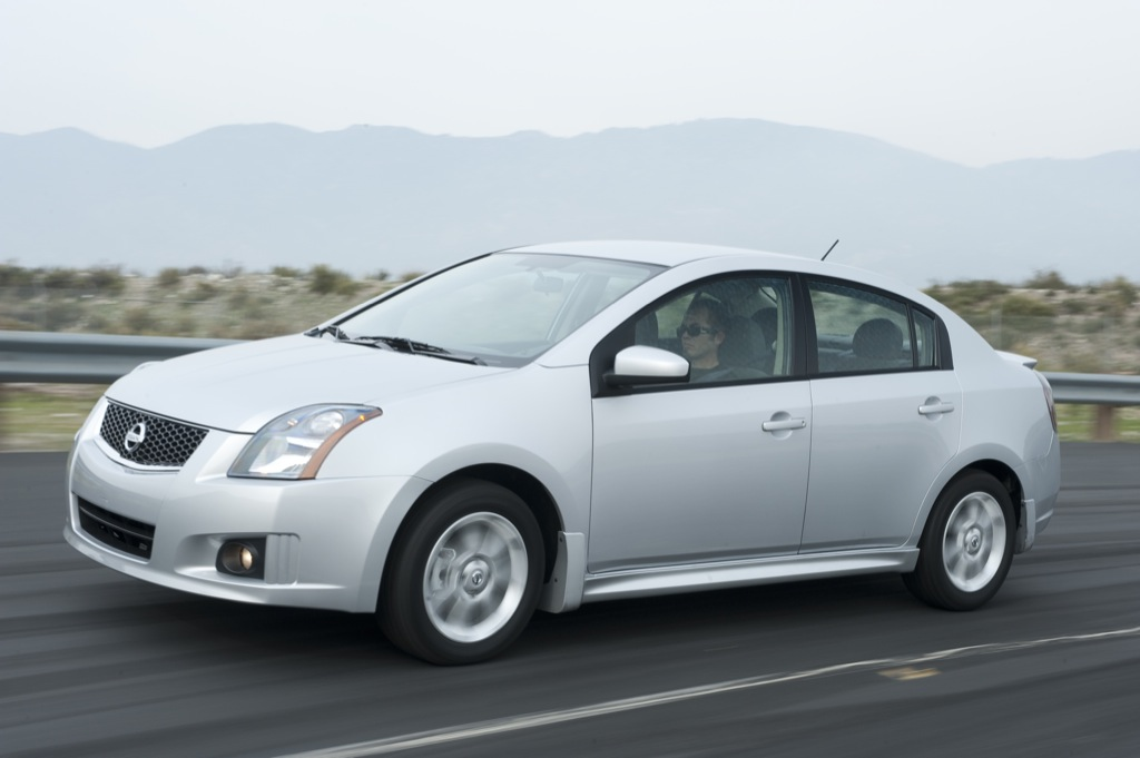 2009 Nissan Sentra FE+ 2.0 SR Launched - autoevolution