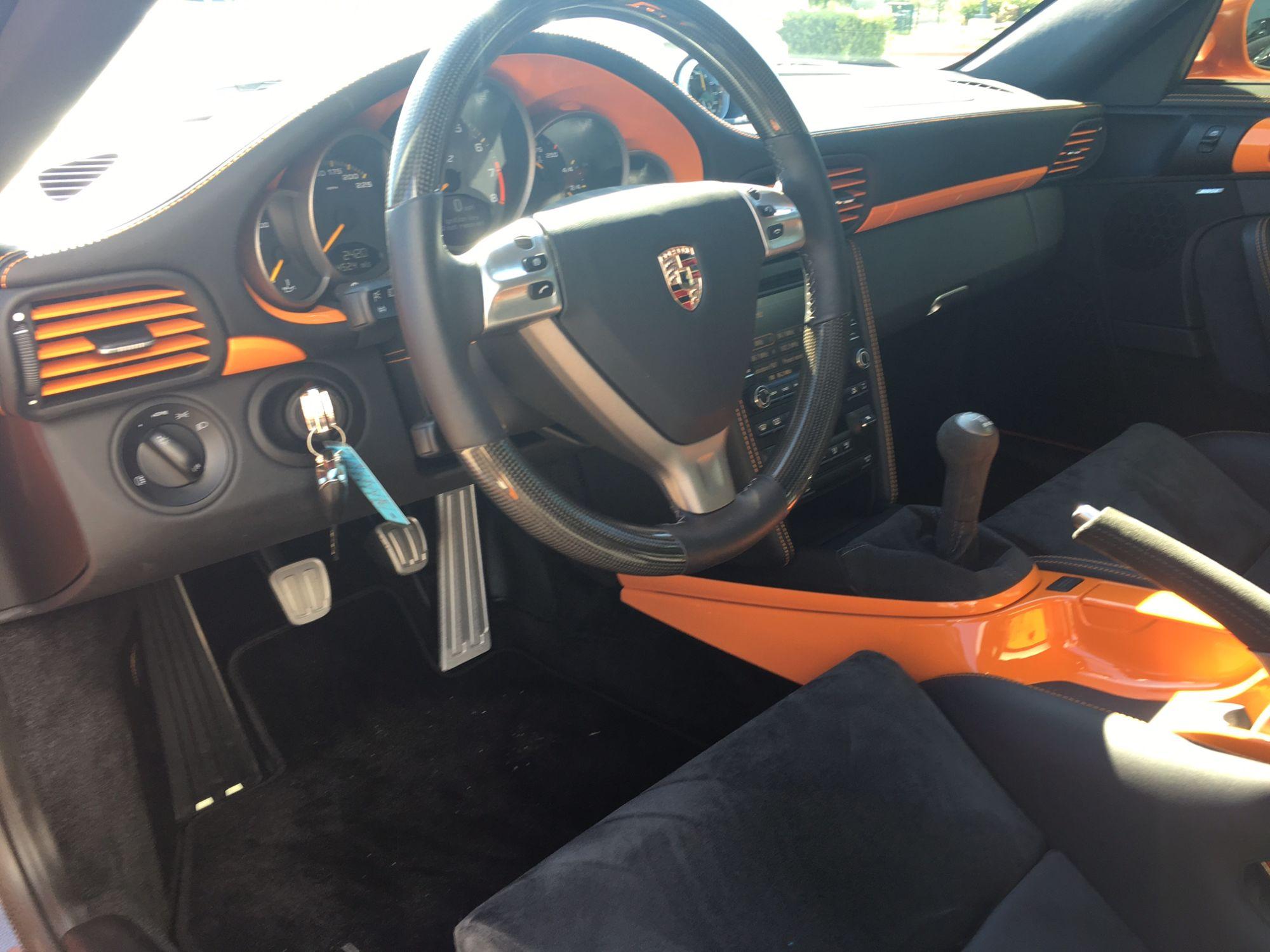 2009-porsche-911-gt2-in-pts-orange-for-sale-at-410000_28 Wonderful Porsche 911 Gt2 Wheel for Sale Cars Trend
