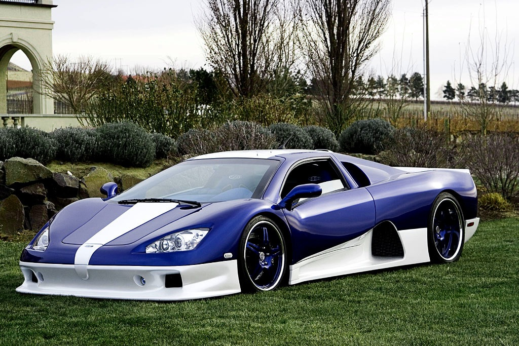 2009 Ssc Aero Boosted To 1287 Horsepower Autoevolution