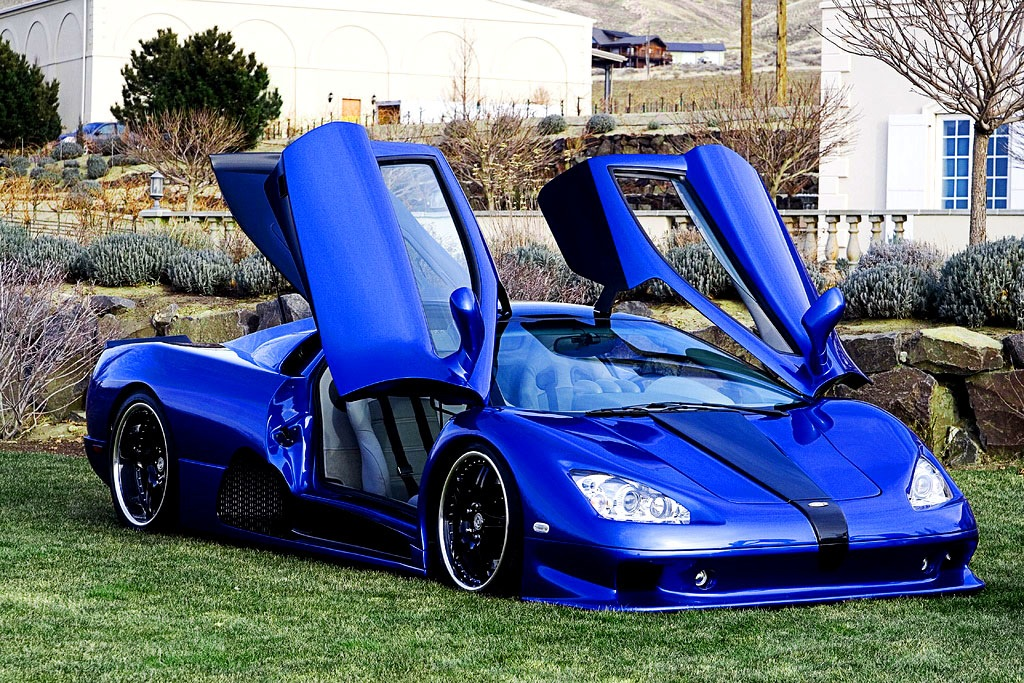 2009 SSC AERO Boosted to 1287 Horsepower - autoevolution
