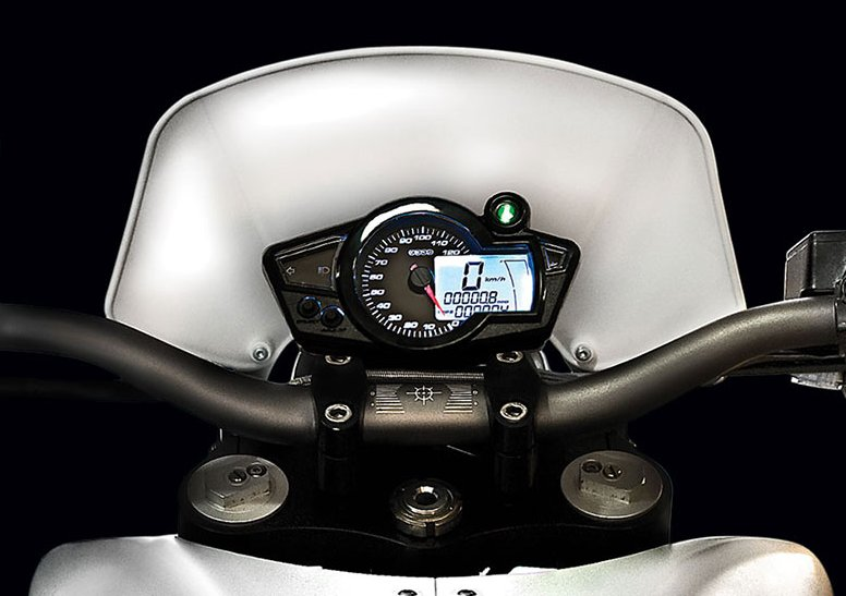 2009 zero s all electric motorcycle revealed autoevolution for Motor city powersports hours