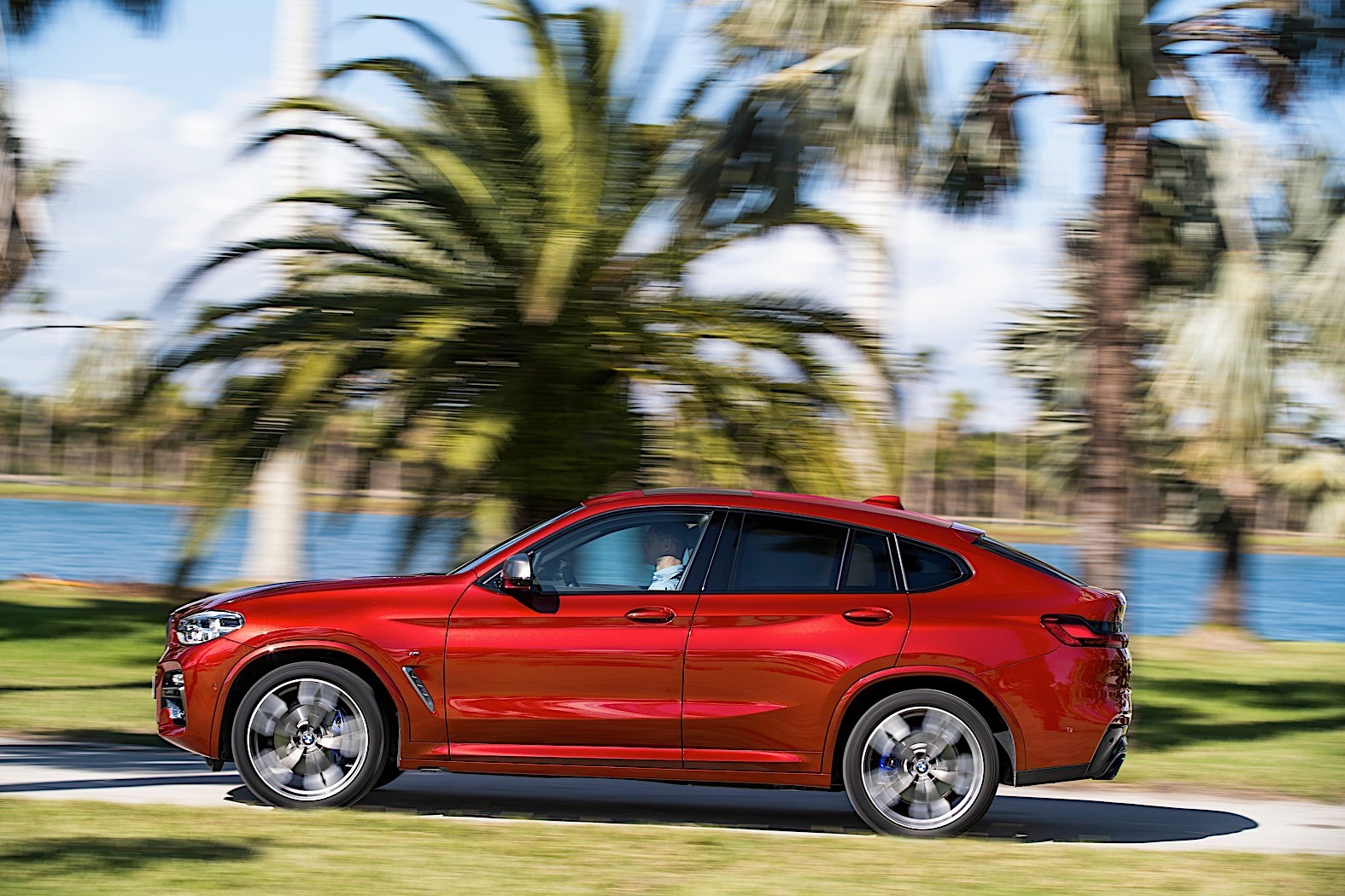 2019 BMW X4 (G02) Rendered Based on All-New X3 - autoevolution