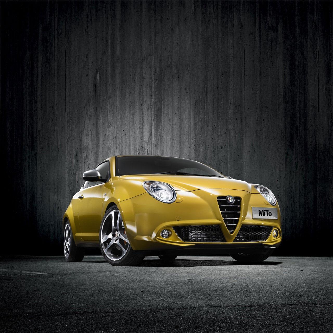 2010 Alfa Romeo MiTo Imola Edition