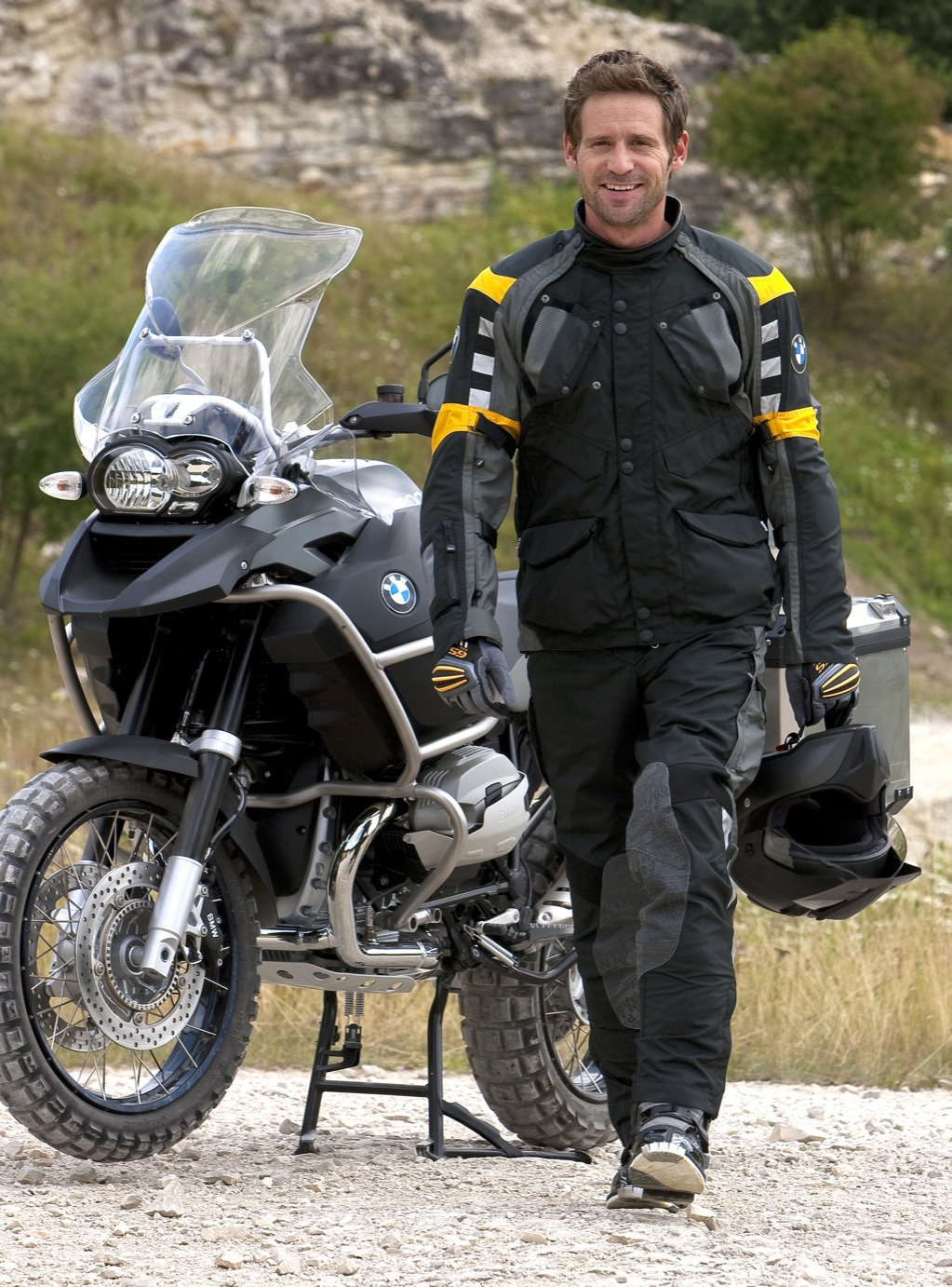 2010 bmw motorrad collection adds new products autoevolution. Black Bedroom Furniture Sets. Home Design Ideas
