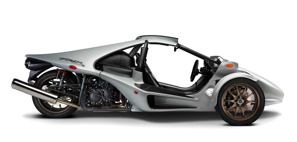 2010 campagna t rex 14rr trike retails for 56 500 autoevolution. Black Bedroom Furniture Sets. Home Design Ideas