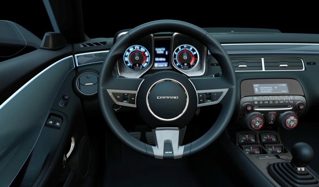 2010 Chevrolet Camaro Accessories Announced Autoevolution