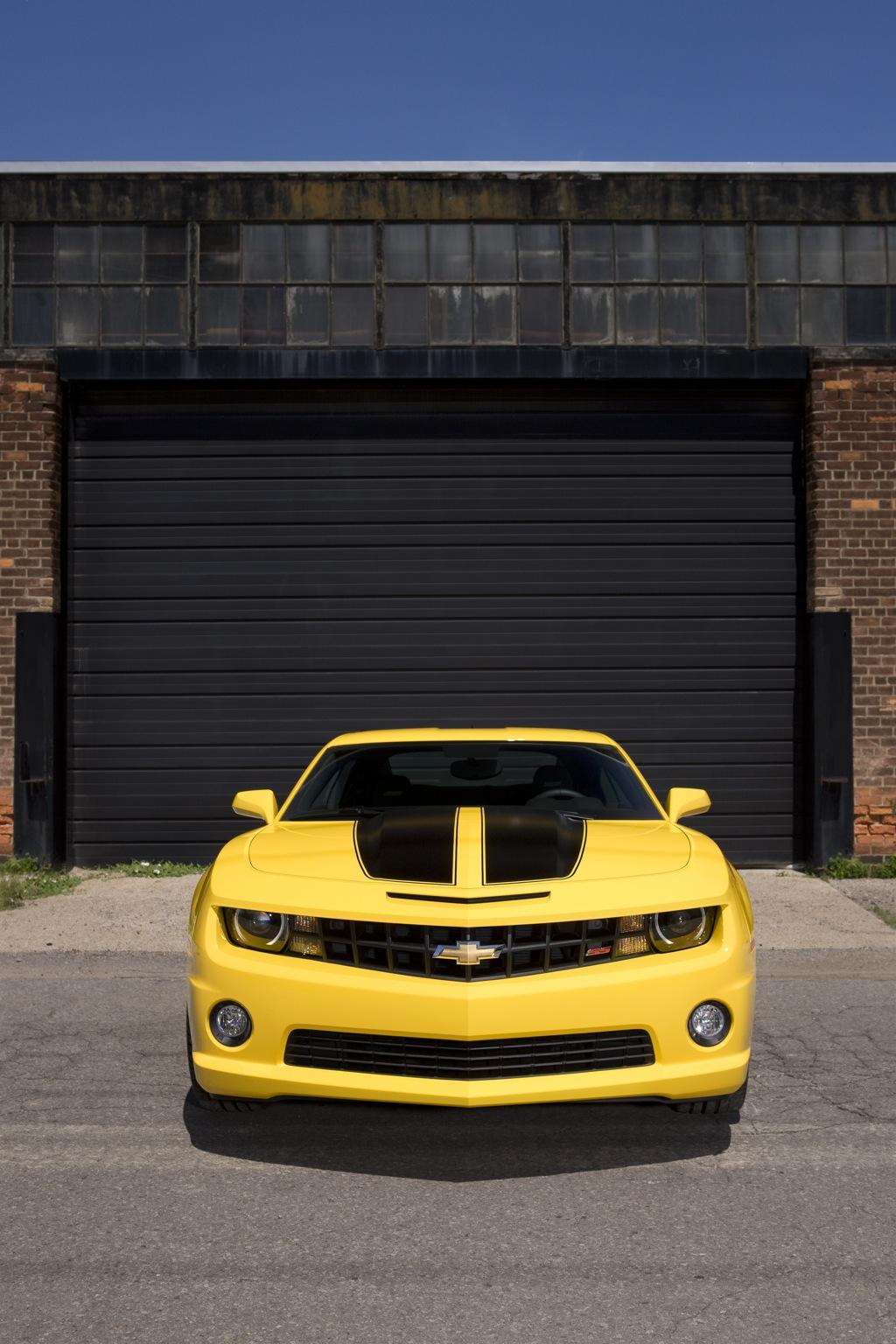 2010 Chevrolet Camaro Transformers Special Edition ...