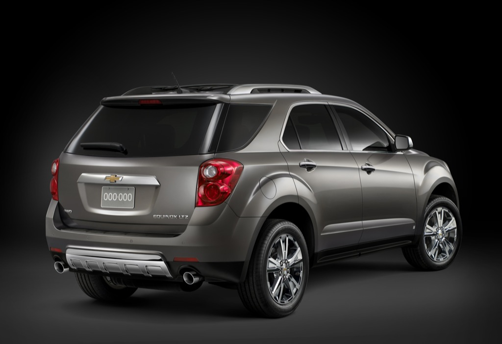 2010 chevrolet equinox pricing announced autoevolution