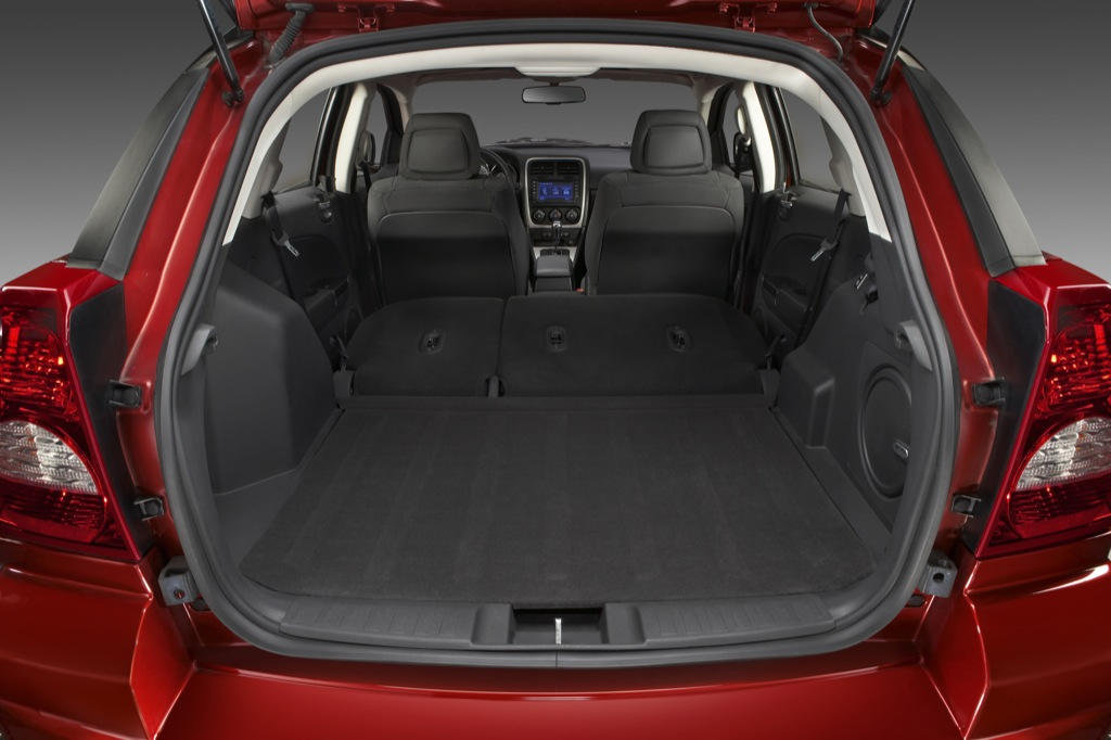 Dodge Caliber Gets New Interior on 2010 Dodge Caliber Interior