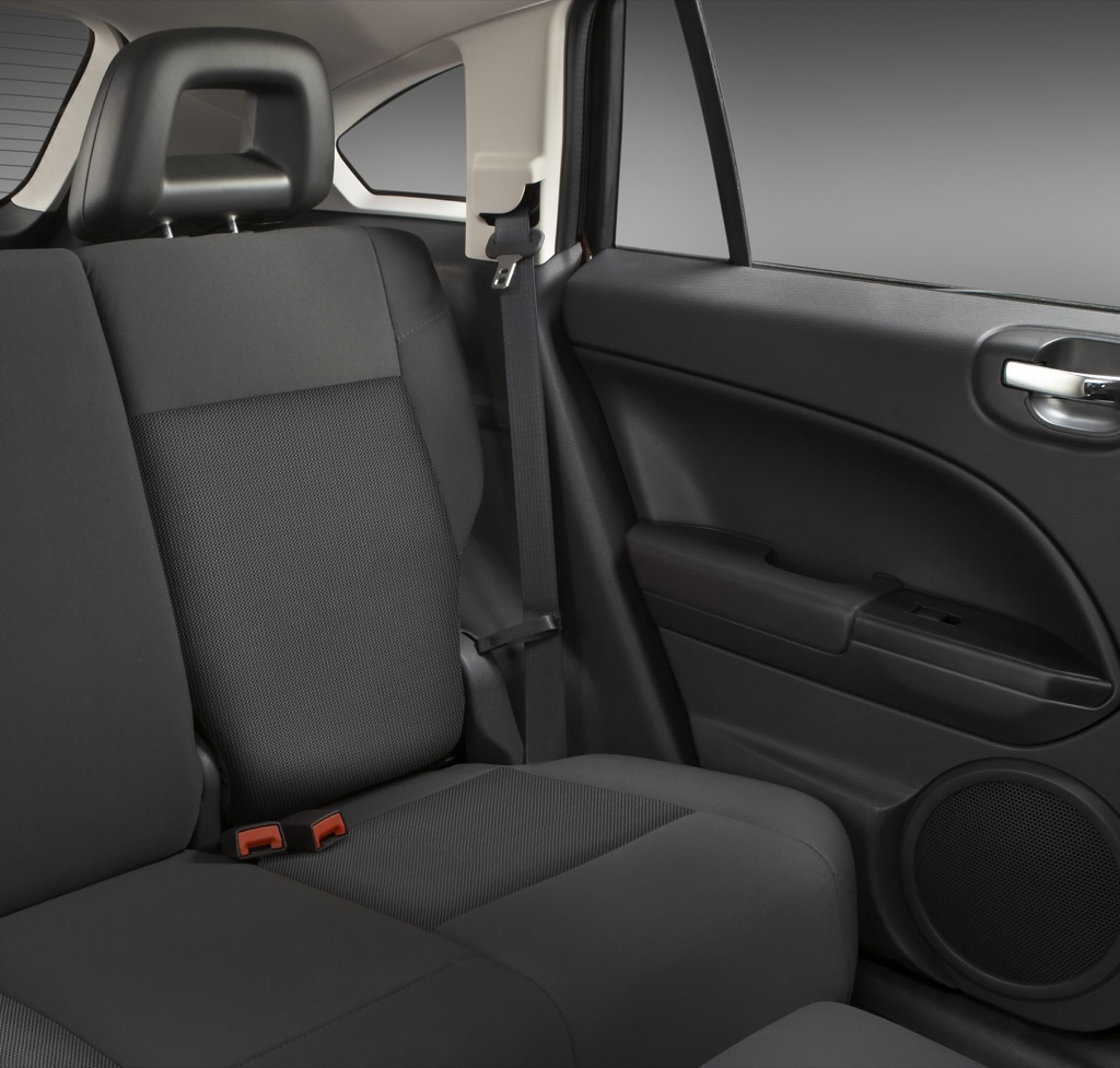 Dodge Caliber Gets New Interior
